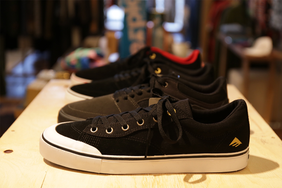 EMERICA FALL 2016 INDICATOR LOW & HSU LOW VULC