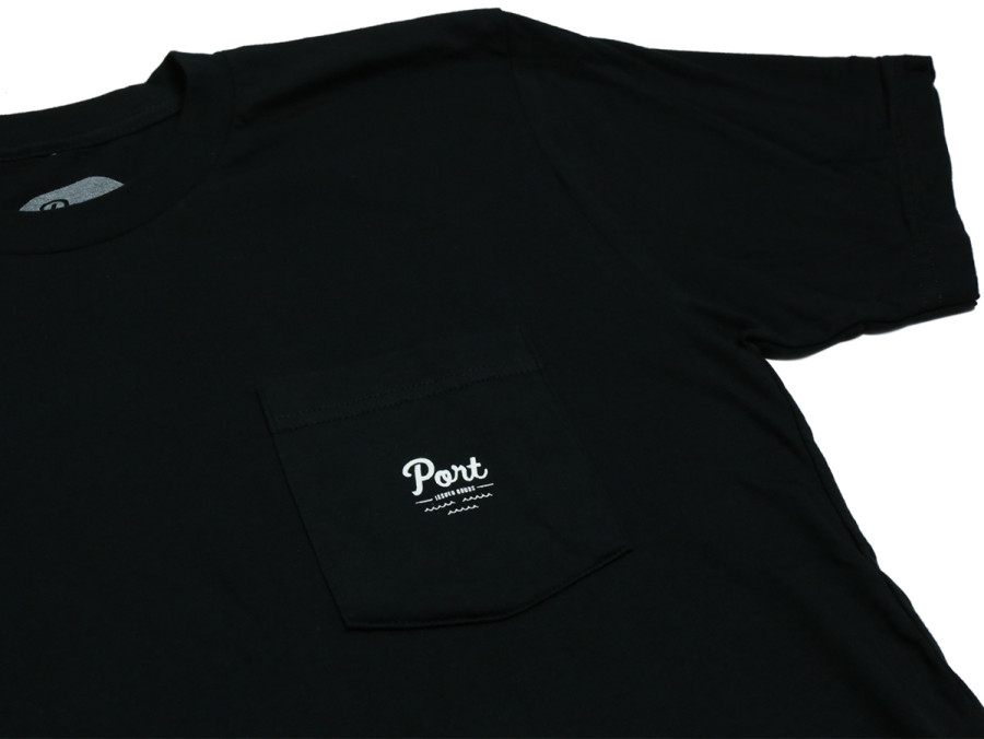 PORT LBC  ISSUED POCKET TEE