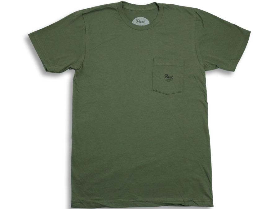 PORT LBC / PORT ISSUED POCKET TEE
