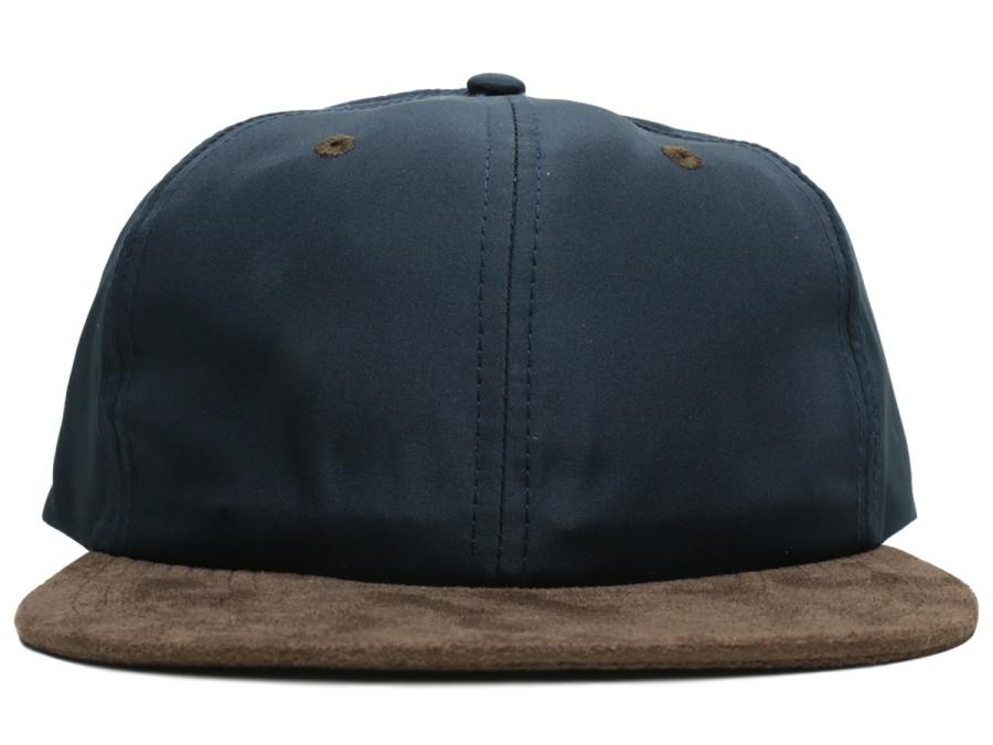 PORT LBC / HENDERSON CAP - Navy/Brown