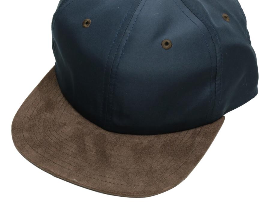 PORT LBC / HENDERSON CAP - Navy/Brown U