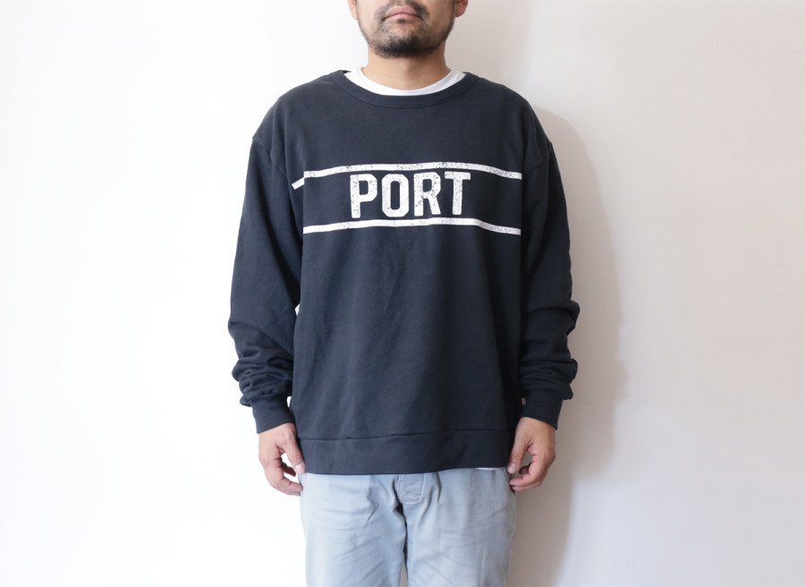 PORT LBC ENGAL CREWNECK
