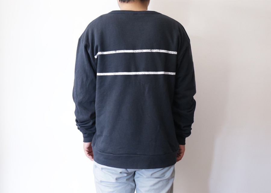 PORT ENGAL CREWNECK SWEATSHIRT
