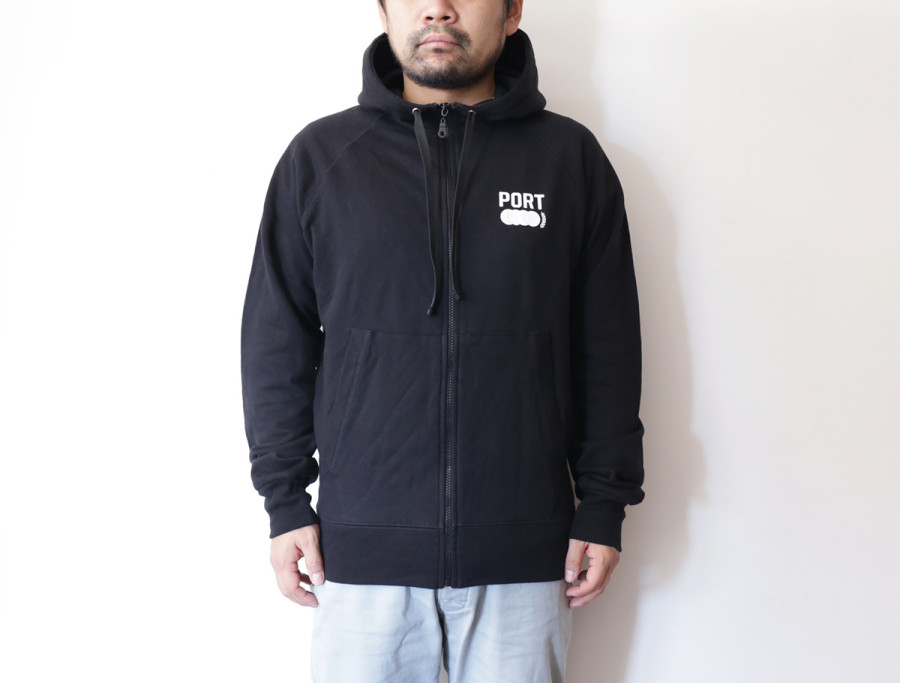 PORT LBC PORT SPORT ZIP UP