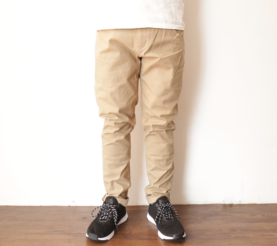 SNAP / TCSS/the critical slide society MR MONDO PANT  color : Beige(Cashew)