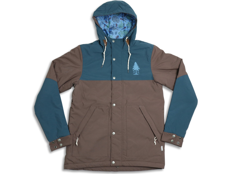 IMG_5903SCOUT JACKET - Brown Stone/Blue Steel