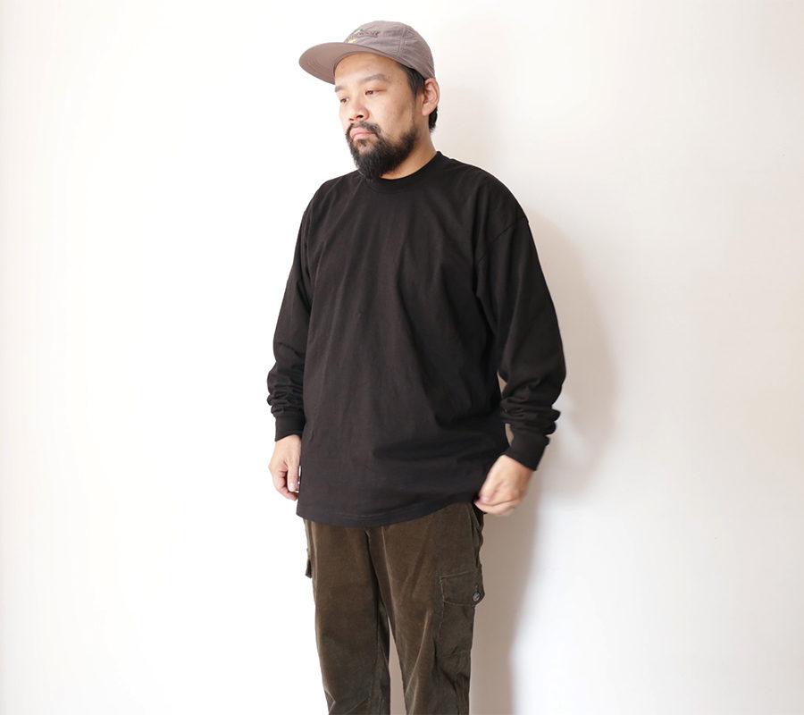 OneWash PRO-TAG / HEAVY WEIGHT LONG SLEEVE T - Black XL