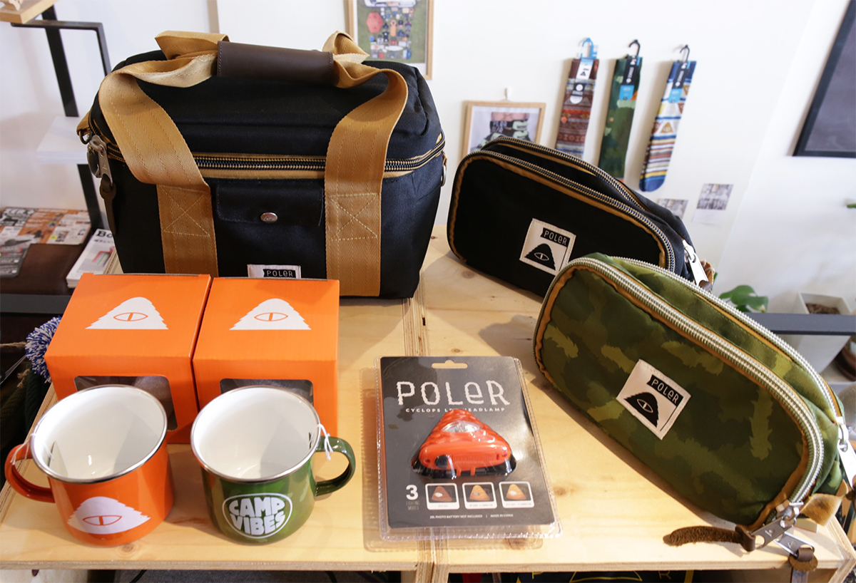 POLeR OUTDOOR STUFF SPRING 2016 GOODS