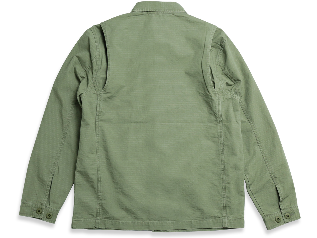 POLeR OUTDOOR STUFF SPRING 16 COLLECTION KUBRICK JACKET color : Olive