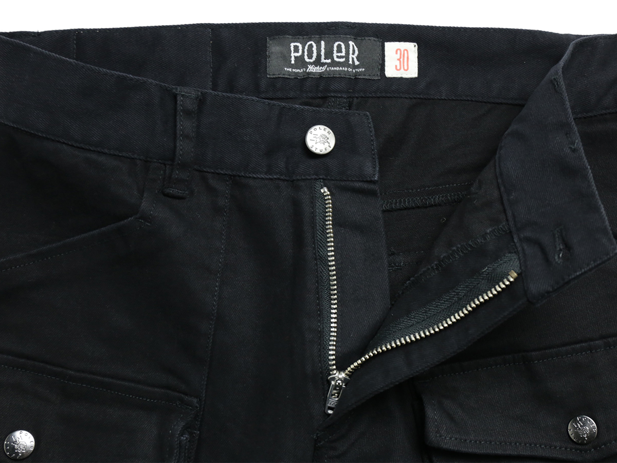 POLeR OUTDOOR STUFF SPRING 16 COLLECTION MOUNTAIN PANT color : Black