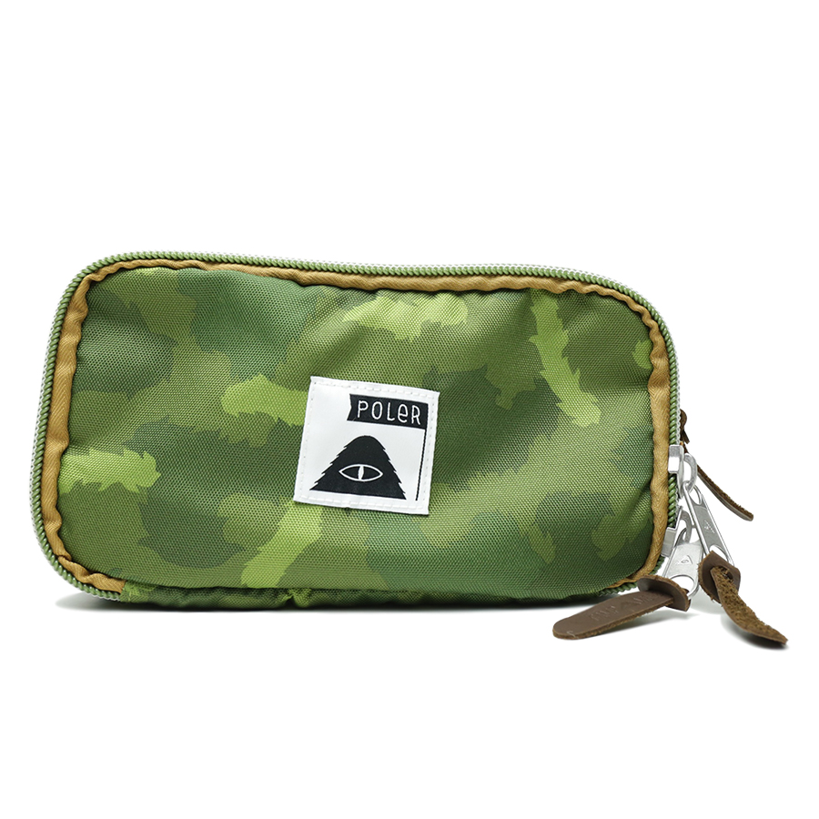 POLeR OUTDOOR STUFF SPRING 16 COLLECTION DOPE DOPP KITT color : Green Camo