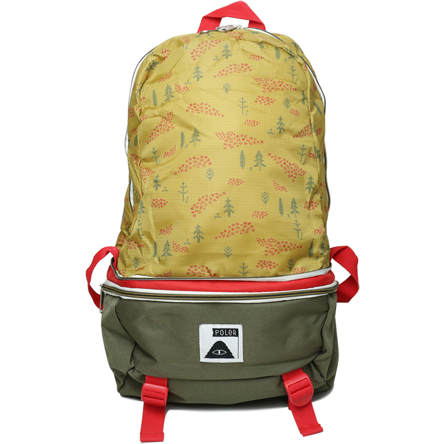 POLeR OUTDOOR STUFF SPRING 16 COLLECTION TOURIST PACK color : Almond