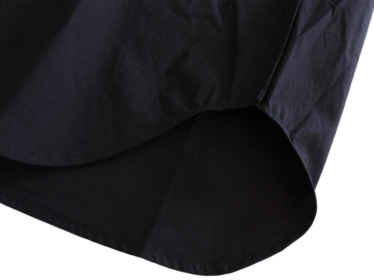 MAIDEN NOIR / BROAD CLOTH SS SHIRT - Black