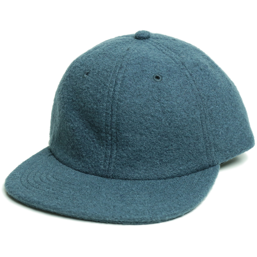 MAIDEN NOIR AUTUMN 2016 BOILED WOOL BALL CAP color : Green