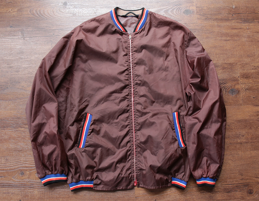 USED EURO NYLON JACKET