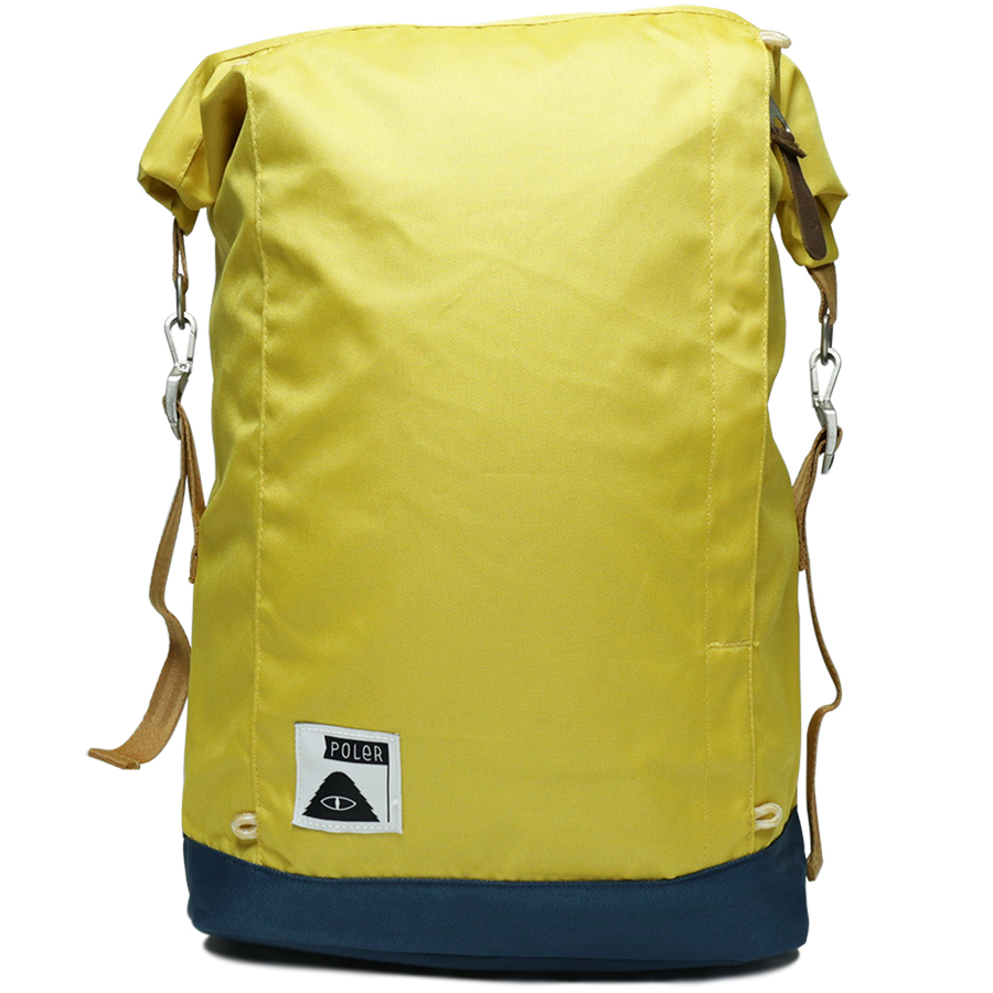 POLeR OUTDOOR STUFF SPRING 16 COLLECTION THE ROLLTOP color : Golden Rod