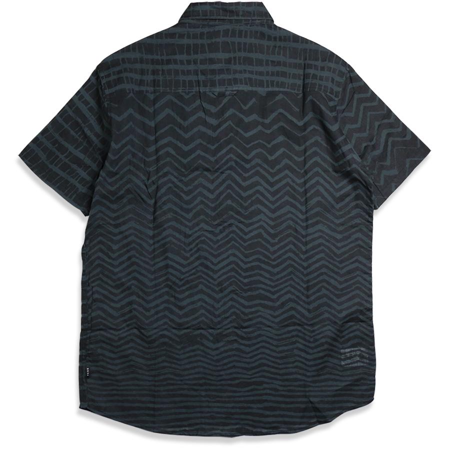 TCSS / ZIGGY SHIRT - Beluga(Black/Charcoal)