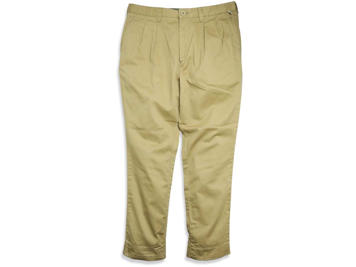 TCSS/the critical slide society SPRING 2016 MR SKIDS CROP PANTS color : Tidal Foam(Beige)
