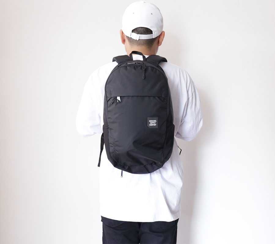 Herschel Supply FALL 2016 TRAIL COLLECTION MAMMOTH BACKPACK color : Black