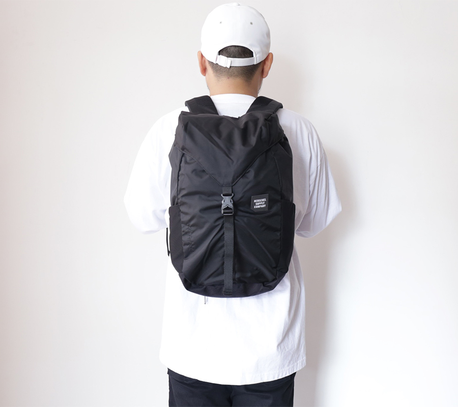 Herschel Supply FALL 2016 TRAIL COLLECTION BARLOW BACKPACK color : Black
