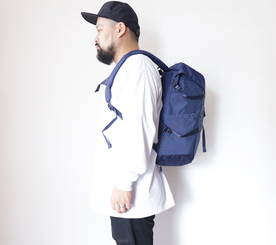 Herschel Supply FALL 2016 TRAIL COLLECTION BARLOW LARGE BACKPACK color : Peacoat
