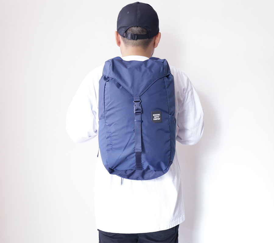 Herschel Supply FALL 2016 TRAIL COLLECTION BARLOW BACKPACK color : Peacoat