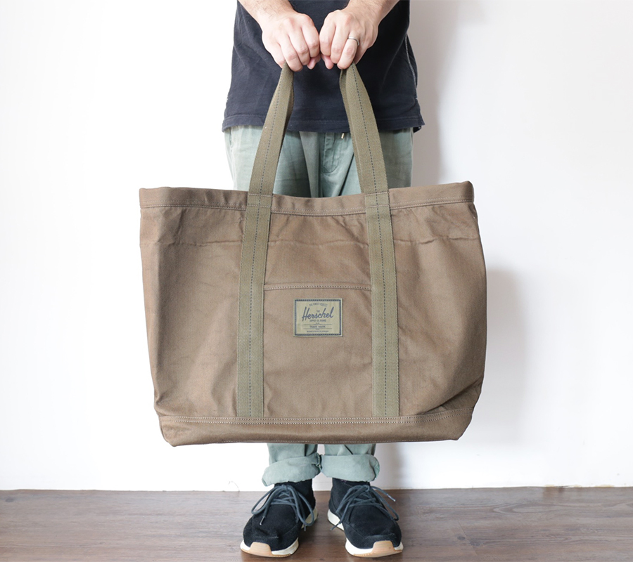 Herschel Supply FALL 2016 SURPLUS COLLECTION BAMFIELD TOTE color : Army