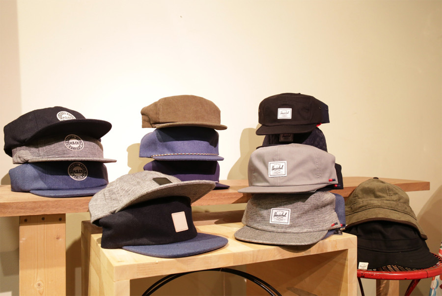 Herschel Supply HOLIDAY 2015 HEADWEAR 1