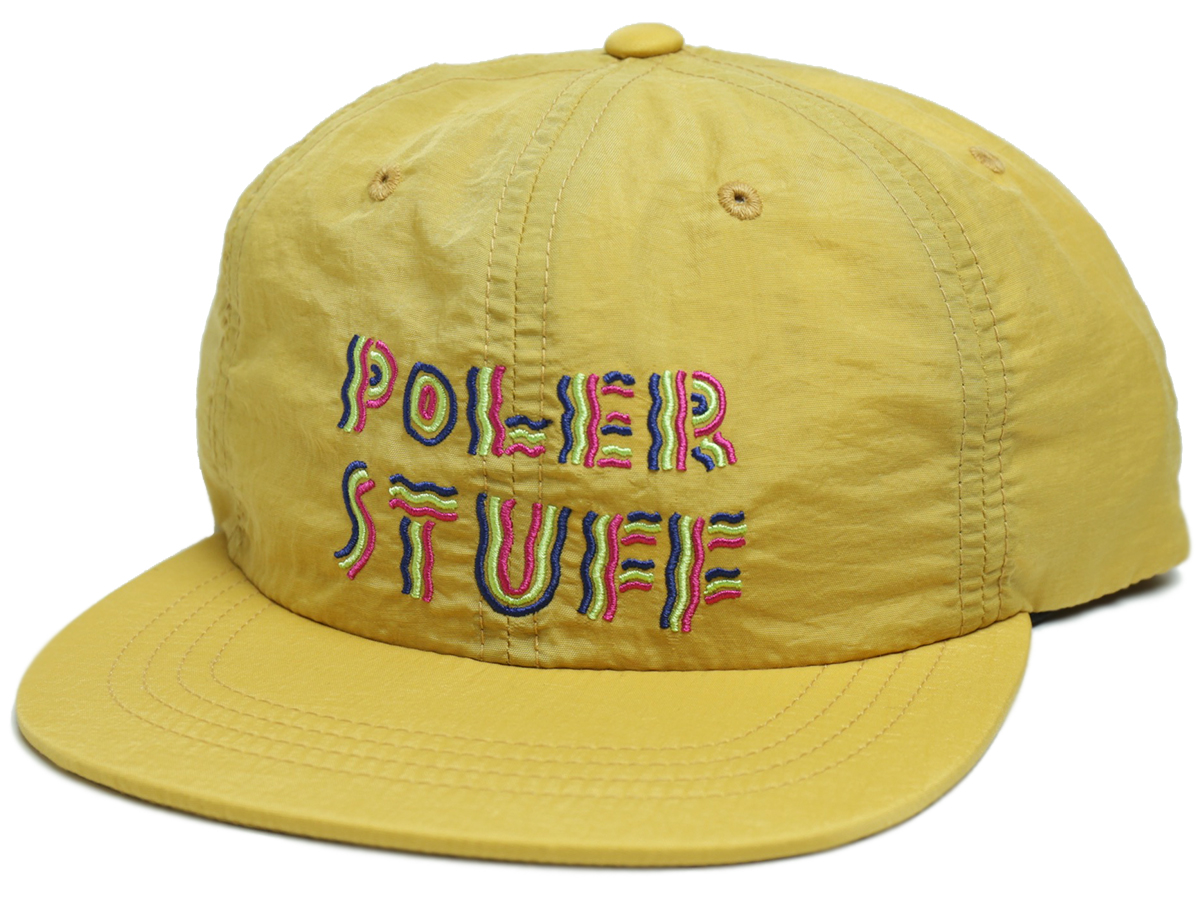 POLeR OUTDOOR STUFF FALL 16 COLLECTION TRAILS NYLON FLOPPY color : Field Yellow
