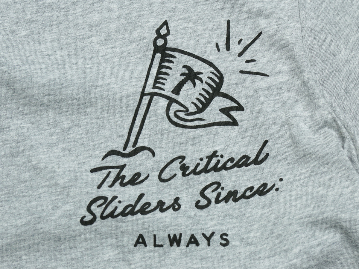 TCSS/the critical slide society SUMMER 2016 ALWAYS TEE
