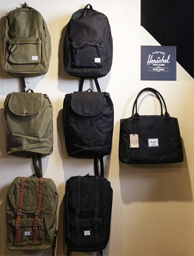 Herschel Supply / QUILTED COLLECTION