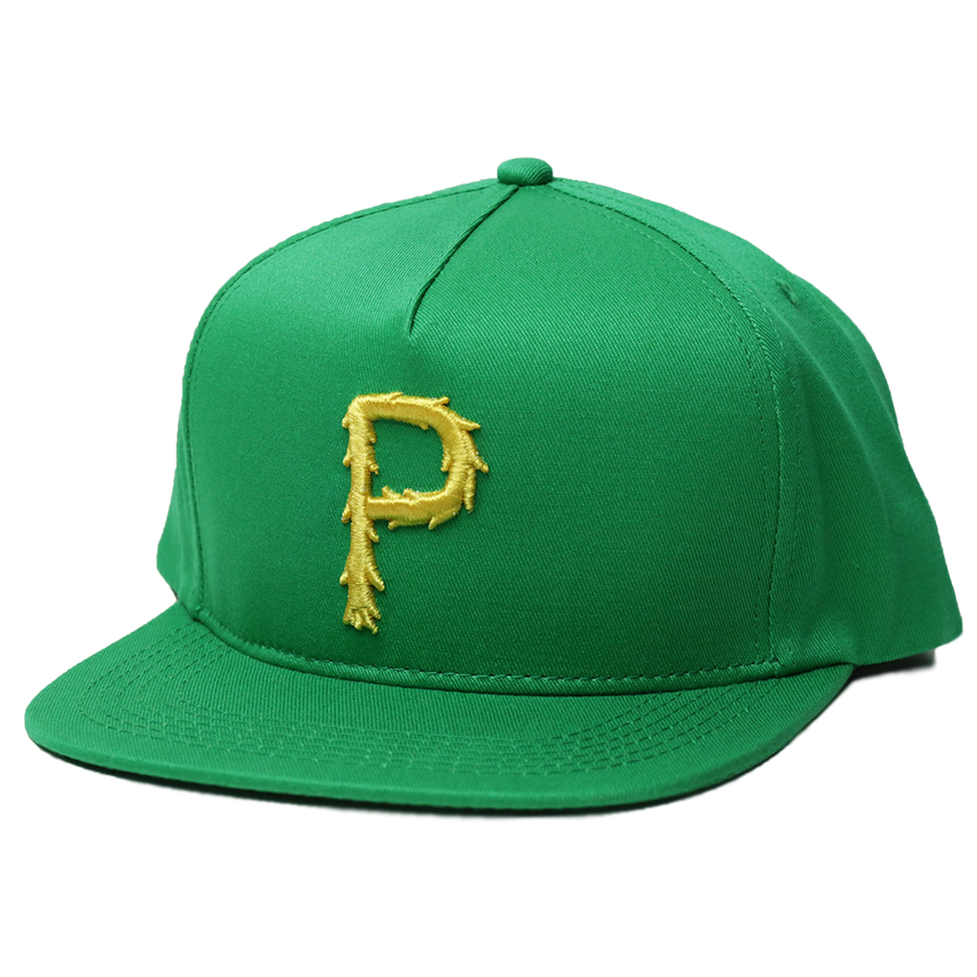 POLeR OUTDOOR STUFF SPRING 16 COLLECTION FURRY P SNAPBACK color : Bright Green