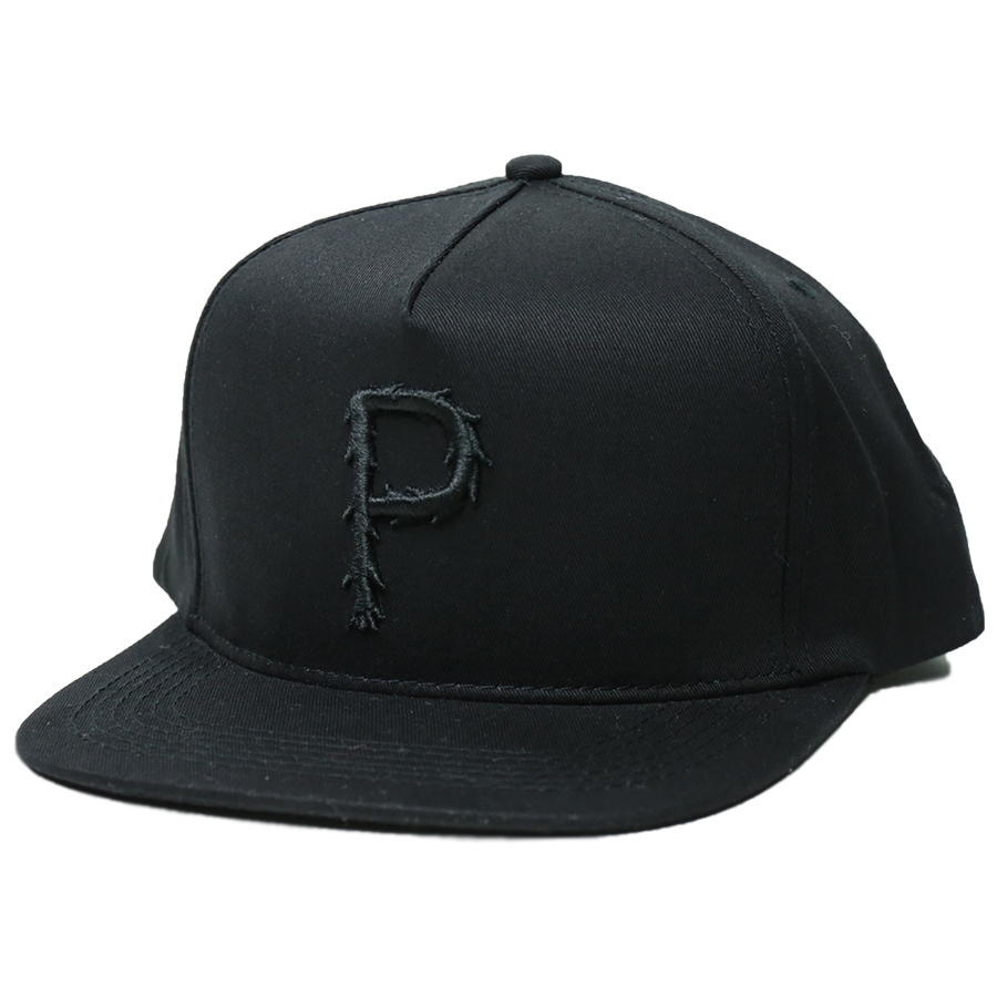 POLeR OUTDOOR STUFF SPRING 16 COLLECTION FURRY P SNAPBACK color : Black