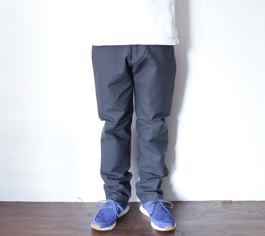 POLeR OUTDOOR STUFF FALL 16 COLLECTION BACKYARD PANTS color : Charcoal