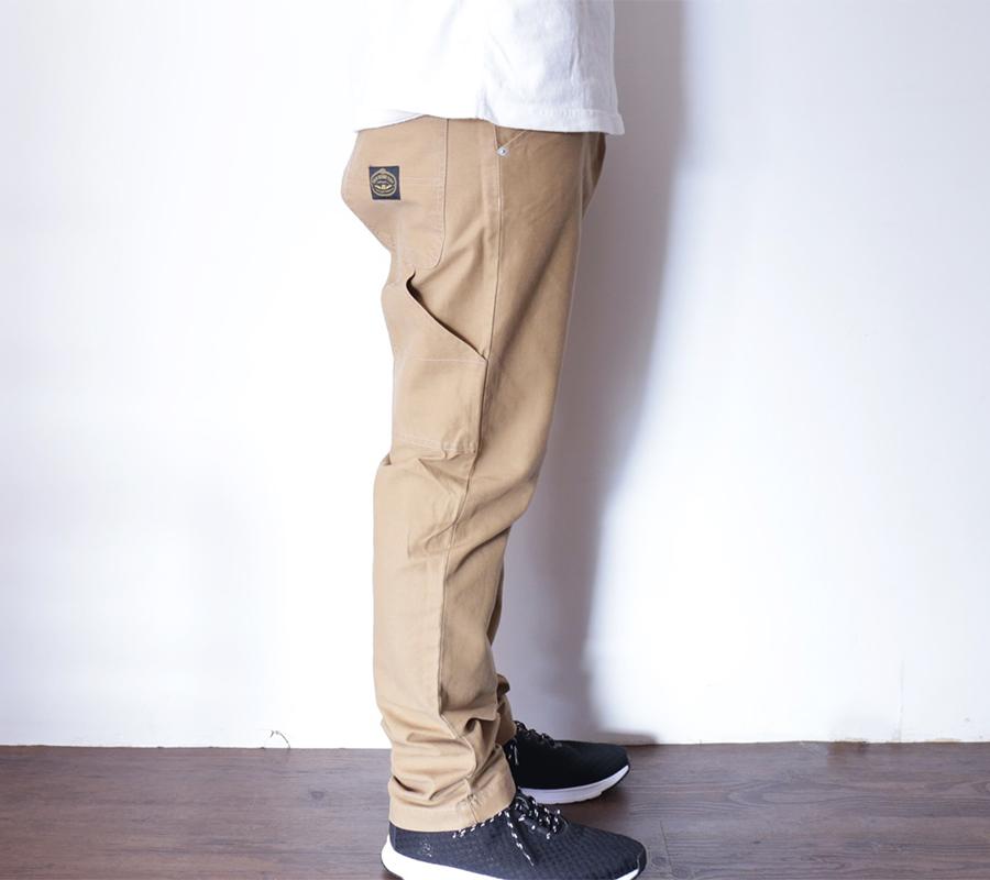 POLeR OUTDOOR STUFF FALL 16 COLLECTION BACKYARD PANTS color : Brown