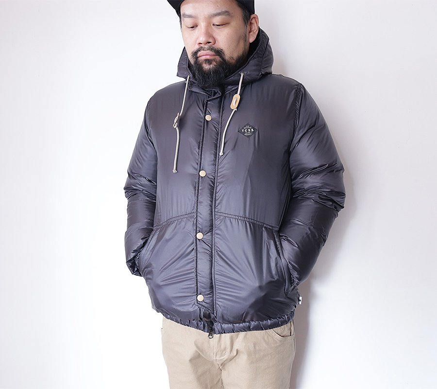 TCSS/the critical slide society FALL 2016 TCSS × NANGA DOWN JACKET color : Black