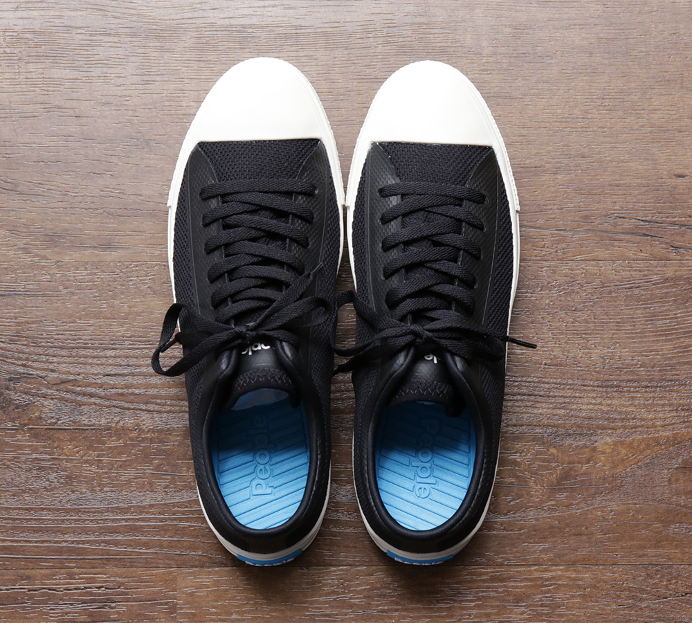 PEOPLE FOOTWEAR / THE PHILLIPS - Really Black/Picket White