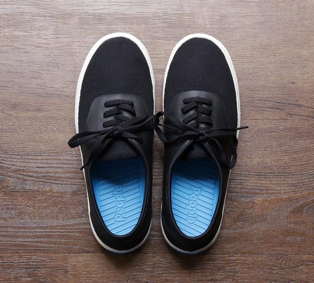 PEOPLE FOOTWEAR / THE STANLEY - Really Black/Picket White