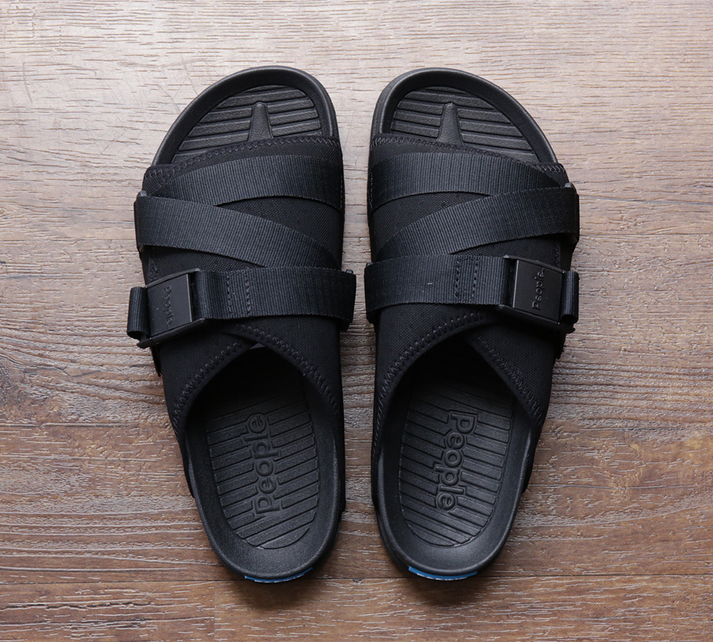 PEOPLE FOOTWEAR / THE LENNON CHILLER - Really Black