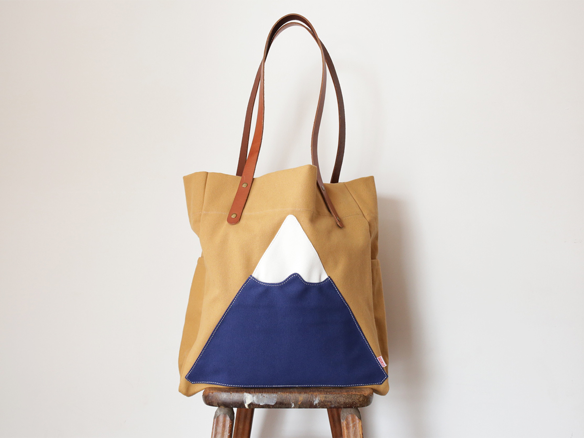 POLER / THE MOUNTAIN TOTE