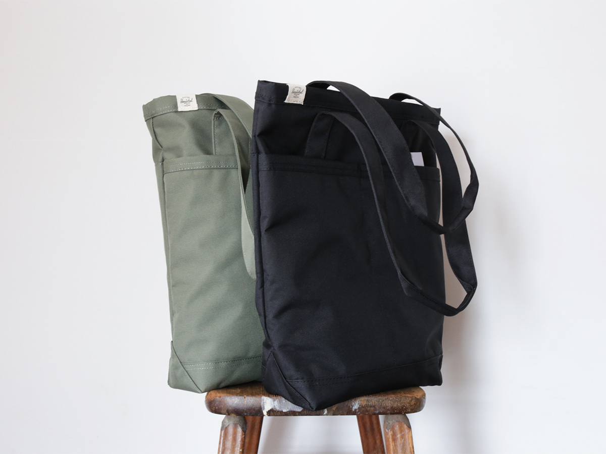 Herschel Supply / POINT TOTE - Black, Olive