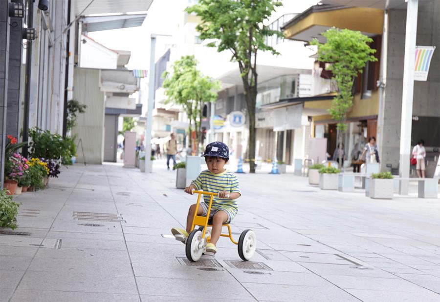 Tricycle_Meguri