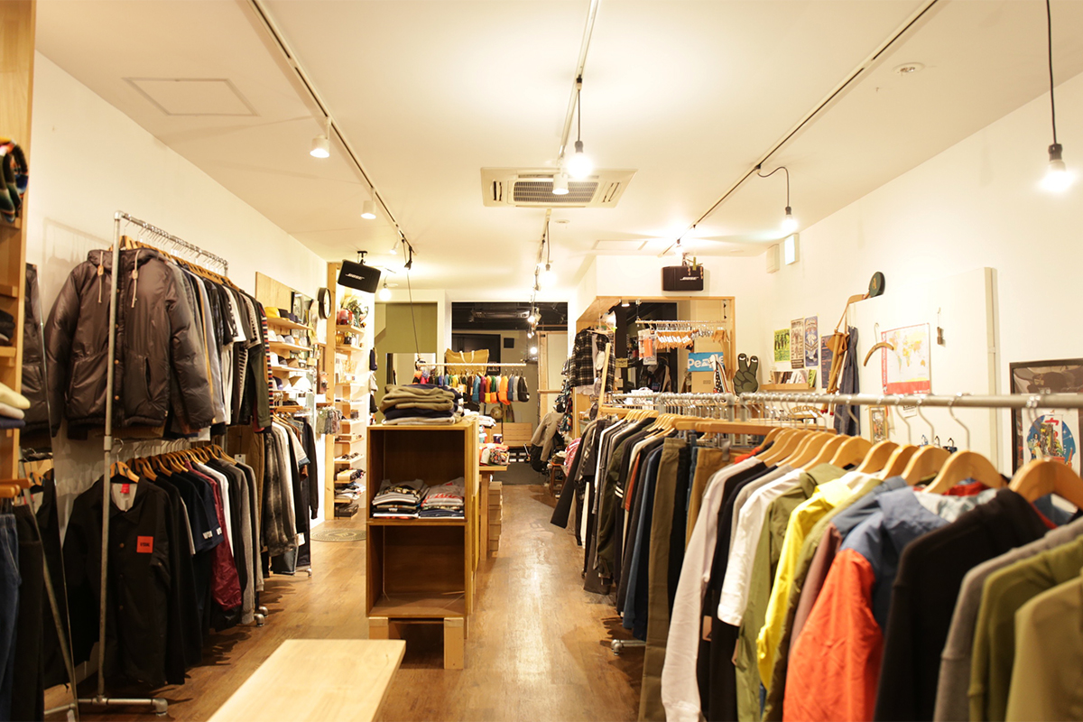 wax clothing to rearrange a shop 2