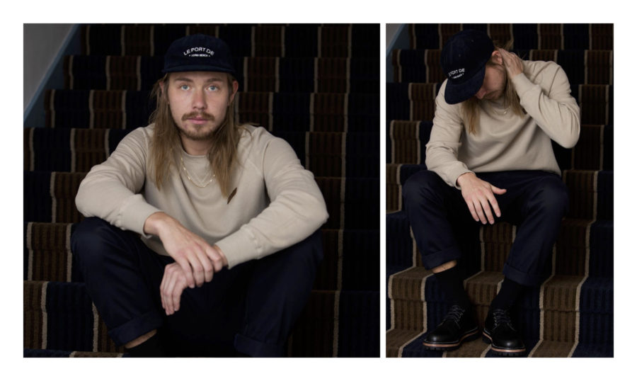 wax clothing / PORT LBC FALL 2016 LOOKBOOK